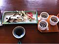 Sakanouenosobaya_sake
